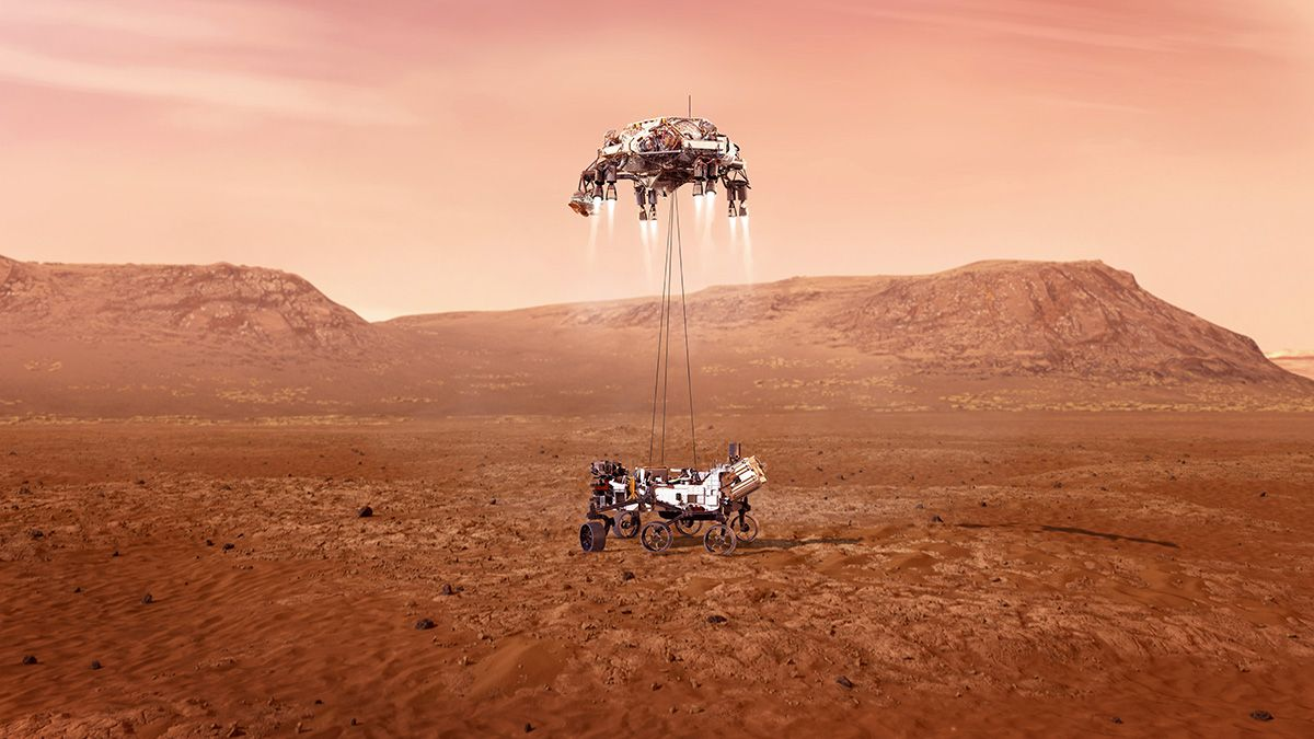 Mission To Mars - Landing Toolkit for Perseverance Rover    Ways to participate, watch online, resources, Mission to Mars Student challenge and more @NASA  #CountdownToMars #Space #Mars #Perseverance