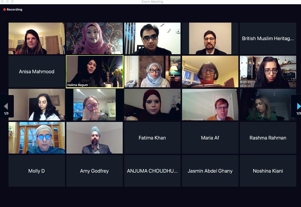 Thank you everyone for attending the Empowered Employment report webinar today. Particular thanks to @Afzal4Gorton @carolinenokes @yassmin_a @Halima_Begum @TanDhesi @stephenctimms @ShaistaGohir @786maq. Heartwarming to see the continued impact of this @EqualityActRev report.