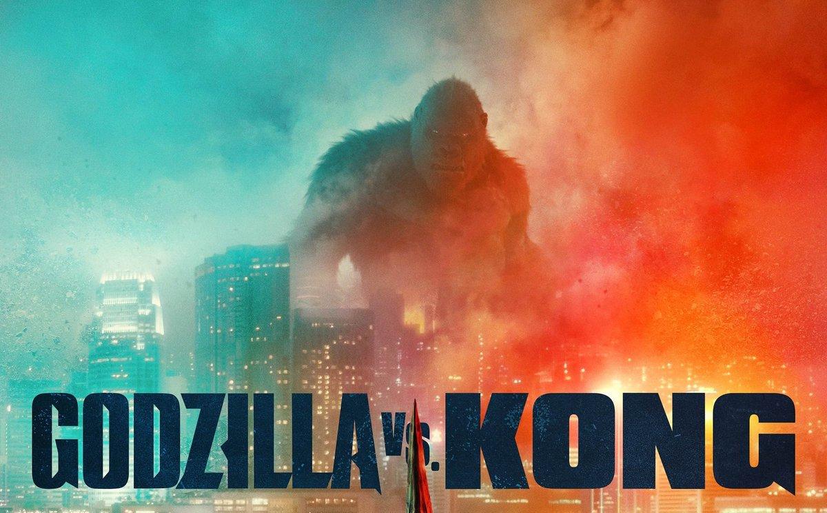 "É tudo sobre a luta de bicho grande no primeiro trailer de ""Godzilla vs Kong"" -"