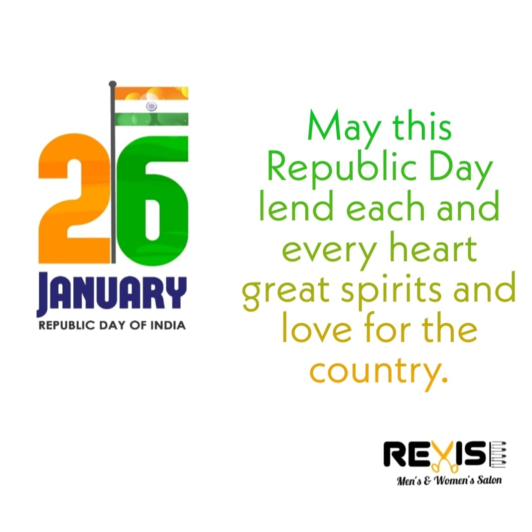 Wishing you all a very happy Republic Day#hairdressers #hair #hairstylist #hairdresser #hairsalon #hairstyle #haircut #hairdressing #hairstyles #haircolor #hairgoals #beauty #balayage #hairstylists #haircare #haircolour #hairfashion #digitalmediagr  #salon #hairstyling  #bhfyp