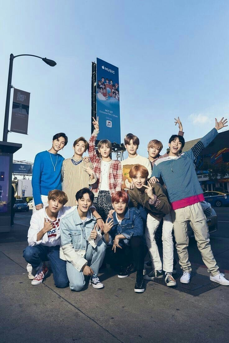 💚HAPPY 127 DAY 💚 #들어_축배_127데이 #NCT127_FirstLove #127DAY @NCTsmtown_127