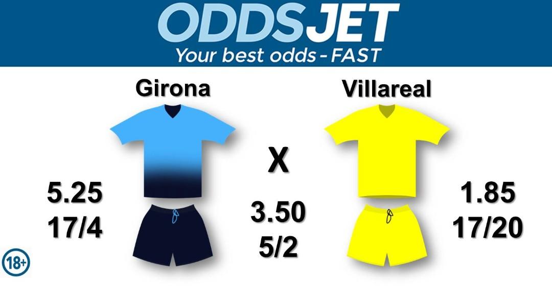 #CopaDelRey, #GironaVillarreal,  #LaLiga, #LaLigaSantander, #HayQueVivirla,  #Girona, #GironaFC, #OrgullGironí, vs. #VillarrealCF, #Villarreal, #CanteraGrogueta, Get your best odds - fast at