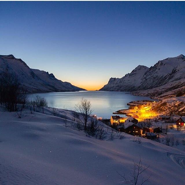 #photography  #sunset #Norway