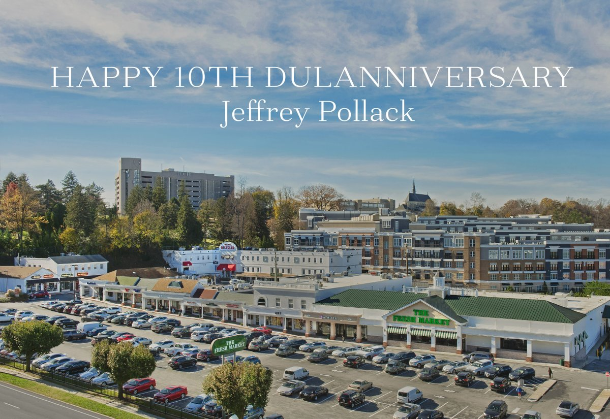 A HUGE THANK YOU to Jeff Pollack, Chartered CPAs & Management Consultants for celebrating 10 years as a Dulaney Plaza office tenant!!! Happy Dulanniversary!! #teamDulaneyPlaza   #dulaneyplaza #celebrate #10years #anniversary #community #grateful #partnerships #shopwithus https://t.co/Bmnap7TZeI