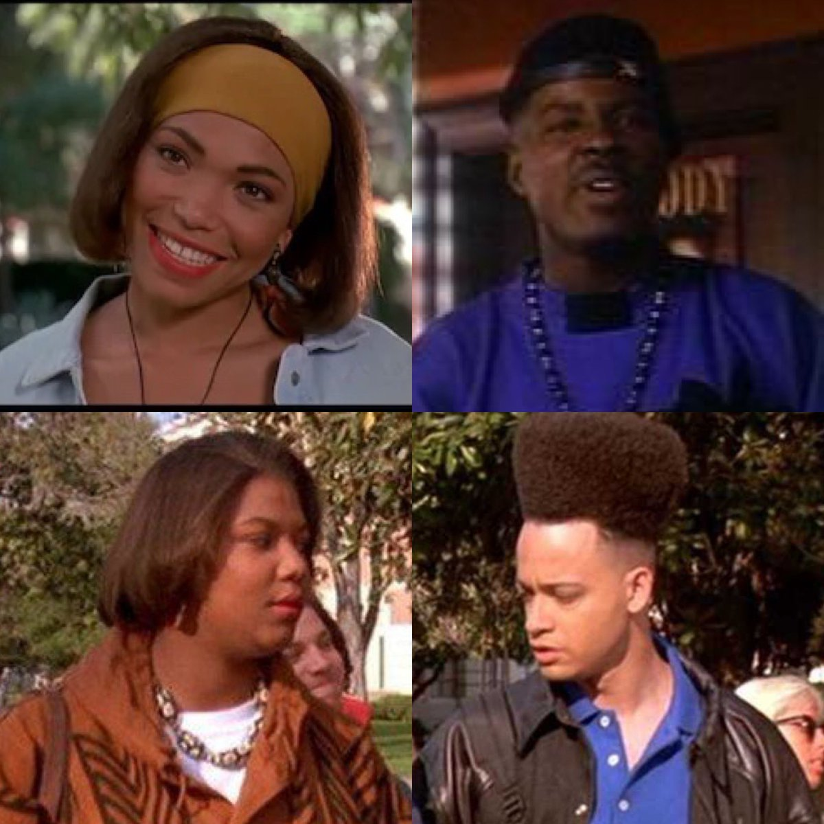1991 House Party 2 Sydney Play Zora  Kid #1GottaGo