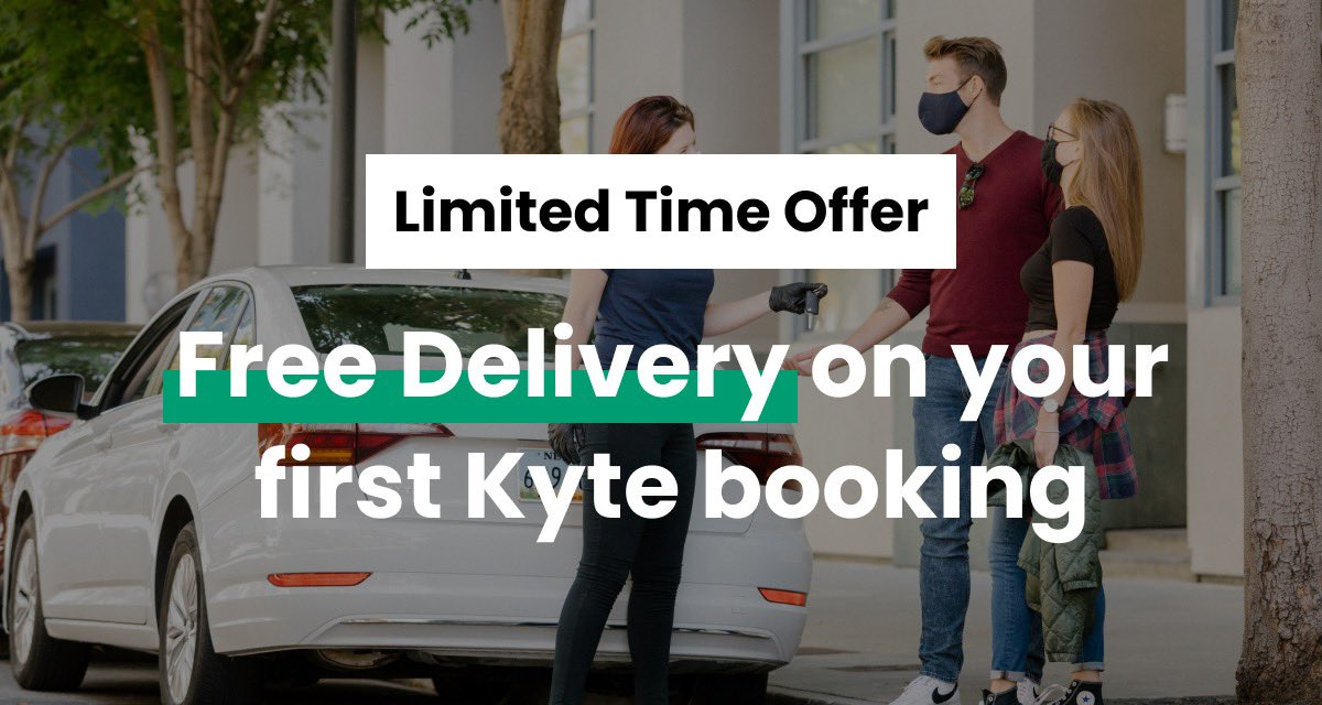 You haven't used Kyte yet? 👇👇👇  Expires 01/31 Code: FIRSTKYTE   #drivekyte #adventure #sanfrancisco #LA #Boston #car #carrental #experience #travel #Kyte #drive #relax #fun #beach #safety #vacation #safe #enjoy #places #DC #Washington #thanksgiving #friday #discountcode https://t.co/oJzPdj6g5C