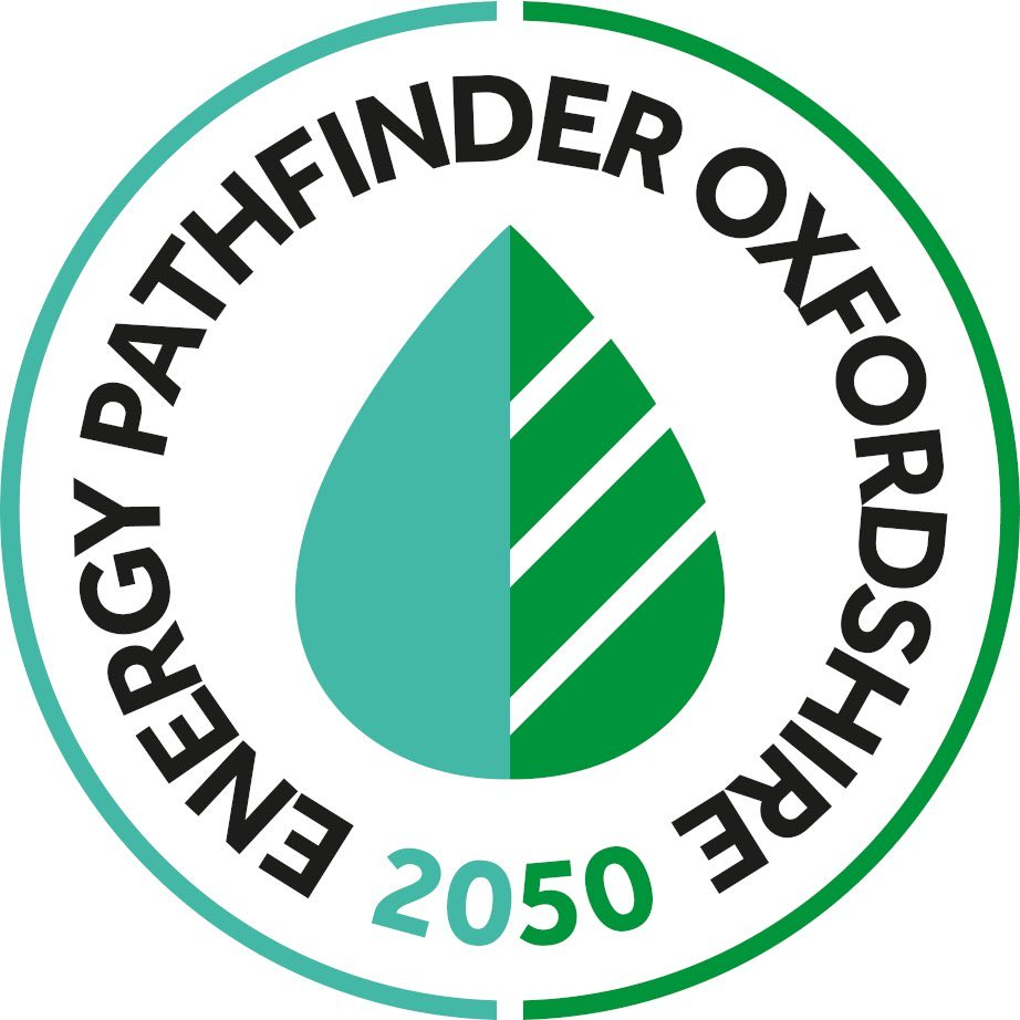 Great to launch Energy Pathfinders: 2050 (EP:50) to find the best energy projects to deliver a Zero Carbon Oxfordshire, and excited to be a judge. As well as energy and carbon savings, we seek projects that place high value on diversity. Got an idea? oxfordshirelep.com/ep50