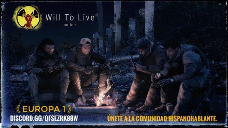 Comunidad de @wtlonline en el servidor EUROPA1.  Únete y participa en la alpha de este nuevo MMO-Survival! #wtlonline #WTLO #sandbox #rust #pc #steam #freetoplay #alpha #UnrealEngine #MMORPG #videojuegos #openworld #EGOLAND