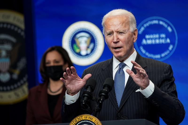 Biden's new climate orders to include suspension of federal oil and gas leasing - sources