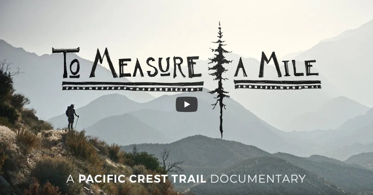 INSANELY INSPIRING! To Measure a Mile: Chris Carter on His Pilgrimage ON the Pacific Crest Trail at     #INSPIRE #PodcastRecommendations #tuesdayvibe #PODCAST @pushkinpods