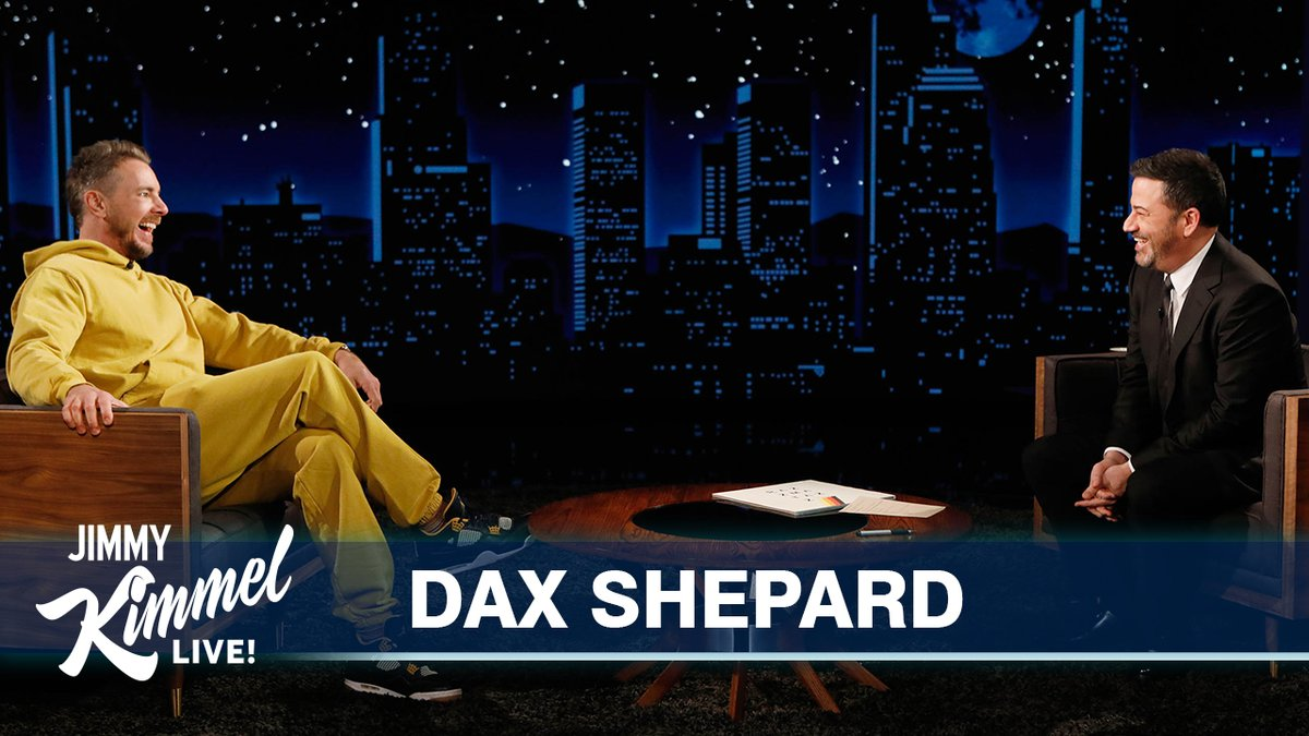 .@DaxShepard finally got the motorhome of his dreams!