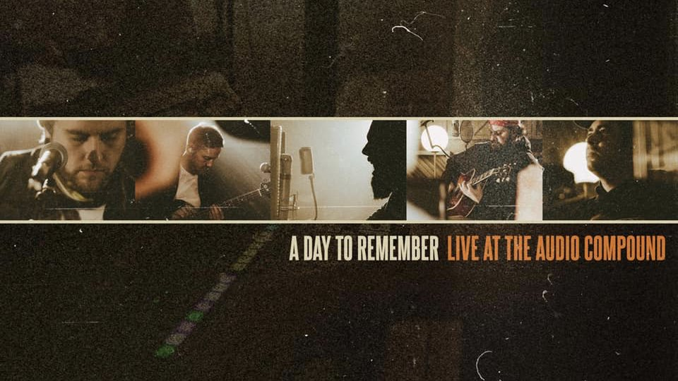 """Hear @ADTR's new song """"Everything We Need"""" as part of their stripped-down 'Live At The Audio Compound' session"""