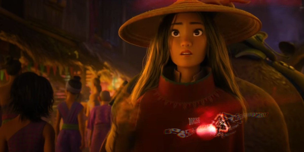 "S10 // ""RAYA AND THE LAST DRAGON"" - Official Trailer 2 de la cinta animada de Disney...   TRAILER:   ( WALT DISNEY ANIMATION )...COMING MARCH 5 / 2021... #RayaAndTheLastDragon"