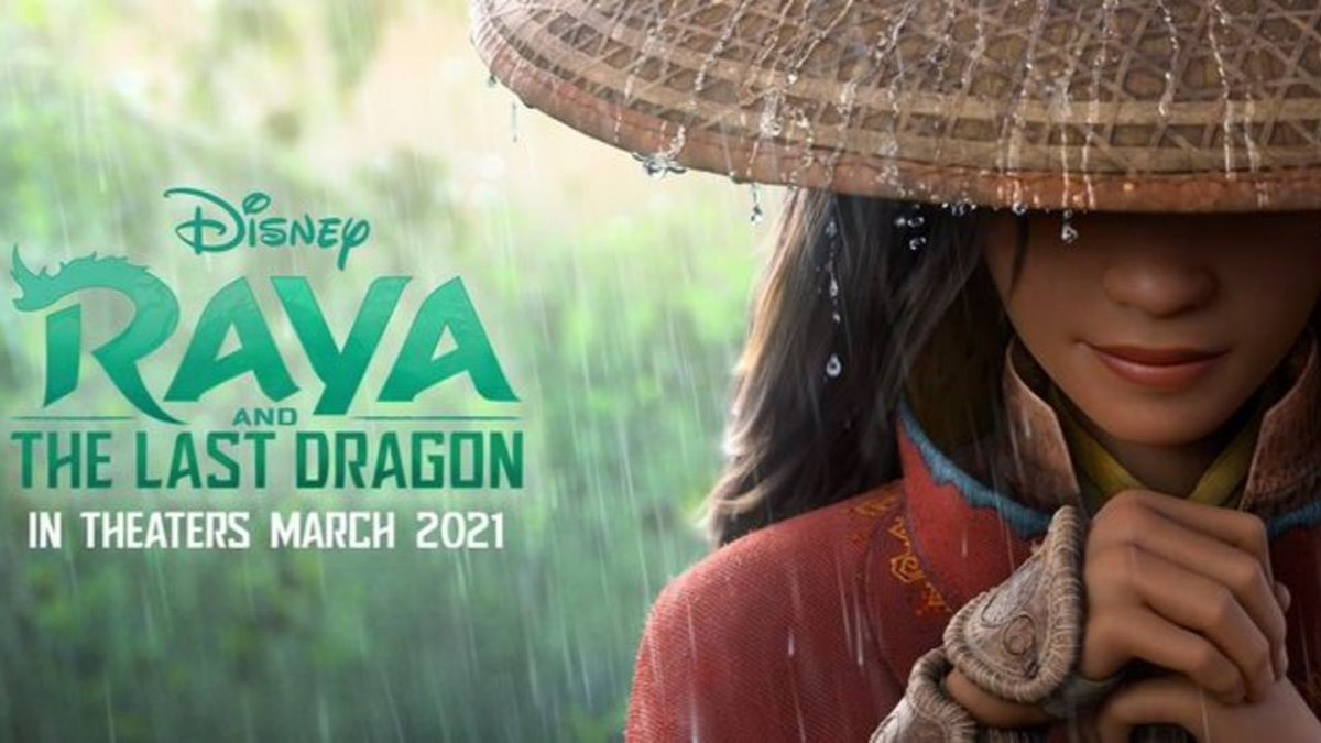 Check Out The NEW TRAILER for #RayaAndTheLastDragon in Theaters & #DisneyPlus #PremierAccess on March 5th!  Speculation... #Awkwafina is going to steal the show as the Dragon #Sisu! Raya and the Last Dragon #wikimovie  