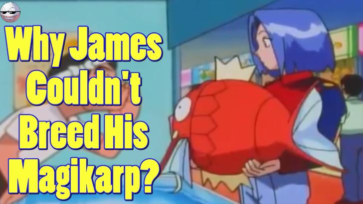 Did you guys know that James was lied to TWICE?    The Magikarp salesman omitted some very important information...  #Pokemon #PokemonTheory #PokeStuff #Nintendo #Anime #PokeStuff #PokemonGO #PokemonSwordShield #Pokemon25 #PokemonMasters #Pokemon