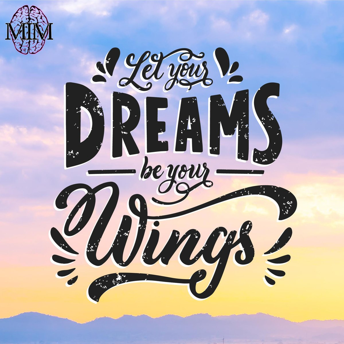 𝑳𝒆𝒕 𝒚𝒐𝒖𝒓 𝑫𝒓𝒆𝒂𝒎𝒔 𝒃𝒆 𝒚𝒐𝒖𝒓 𝑾𝒊𝒏𝒈𝒔 . 𝗩𝗶𝘀𝗶𝘁 𝘂𝘀:  . #MyInnerMindset  #wings #thepositivediaries #bepostive #positivemindset #quote #positiveminds #dreams #USA #Motivation #quotes