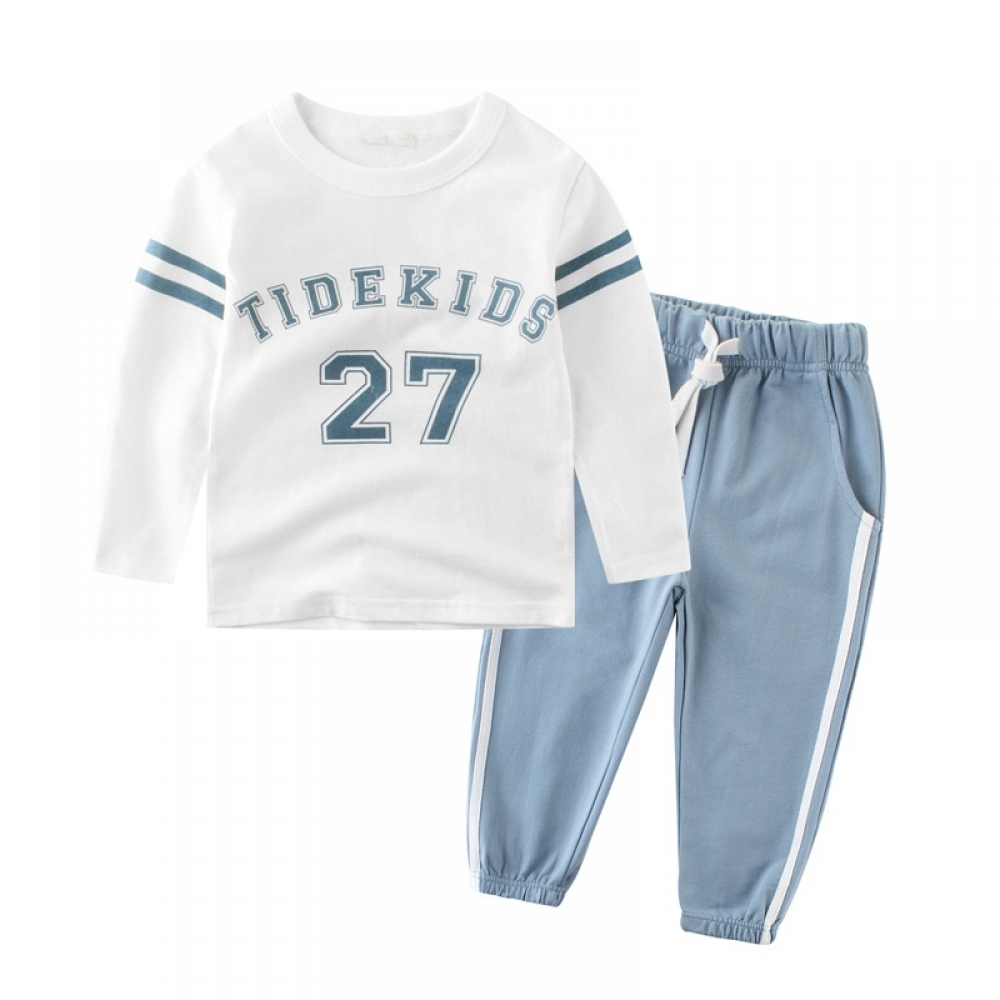 Boy's Printed Sport Clothing Tracksuit #nature