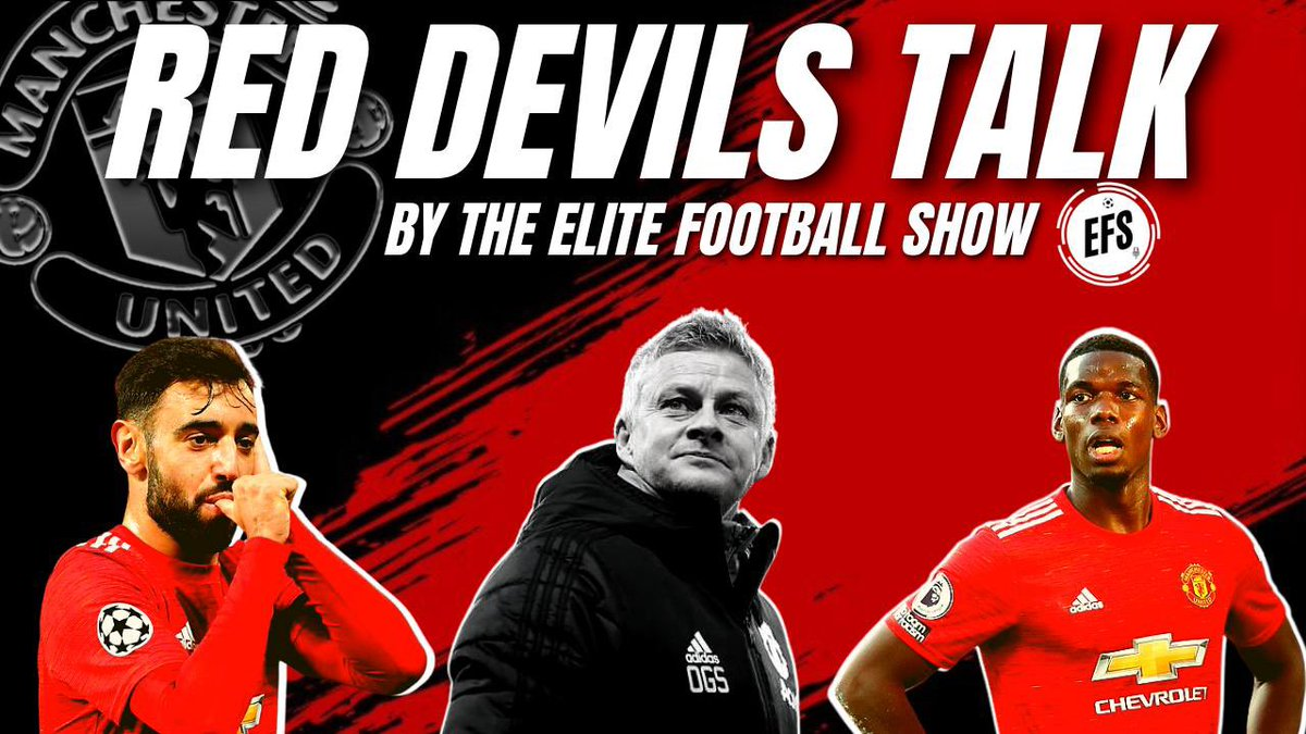 🚨Red Devils Talk LIVE🚨  Come join us @ 8pm for another episode of Red Devils Talk 🔴  We will take a deep dive into the managerial sacking culture in football by comparing Frank/Ole's situations. We will slide preview #MUNSHU #MUFC   Set reminder 👉🏽