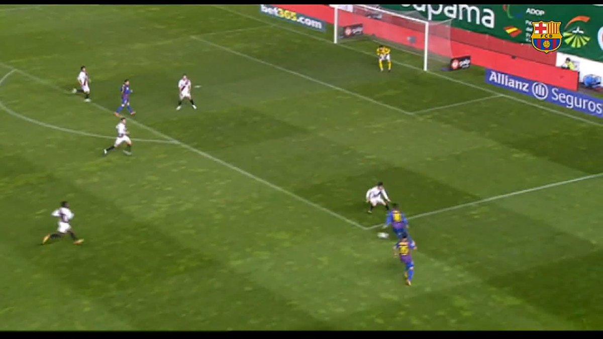 🅰️ Messi ➡️ Keita  🔜 #RayoBarça