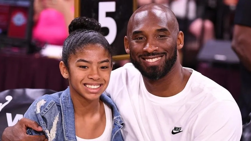 It's been exactly a year since we've lost Kobe & Gigi Bryant.   Here are 20 moments of the daddy-daughter duo that will totally make your heart melt. 💜💛  #MambaForever