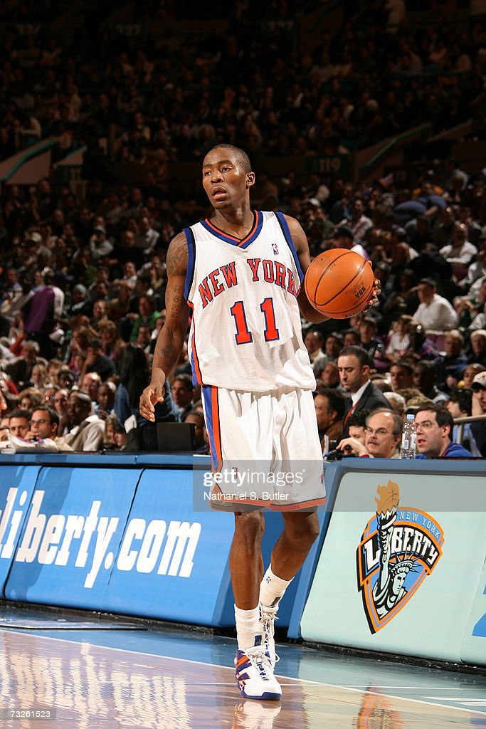 #OTD in 2007, #Knicks Jamal Crawford scored 52 points on 20/30 shooting including 8 three pointers in a 116-96 win over the #Miami #Heat. #HEATTwitter #NBA #NBATwitter #NewYorkForever