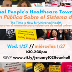 Image for the Tweet beginning: Join @NYHCampaign tomorrow, 1:30pm ET