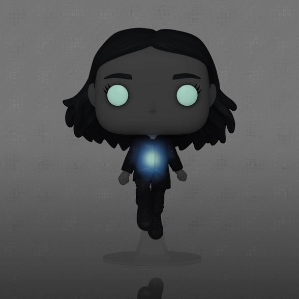 #Statoversians & @UmbrellaAcad fans rejoice, for the recently revealed #FunkoFair @Target exclusive  #Funko POP! TV: #UmbrellaAcademy Glow In The Dark Vanya is NOW available for preorder as of this Tweeting!!  THE STATE O' VERSE IS NOW!!