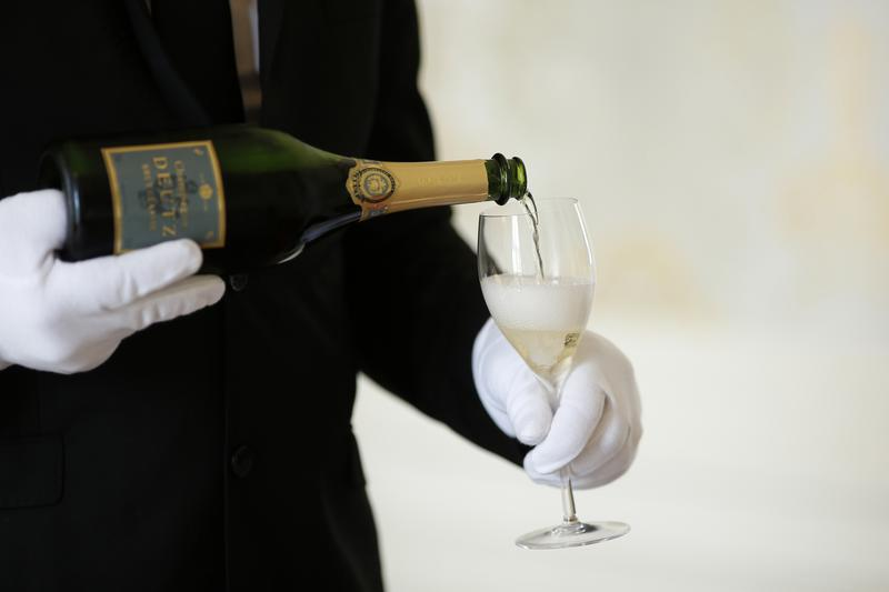 Champagne loses its fizz as pandemic hits sales