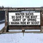 Image for the Tweet beginning: Winter Sucks! #winter #sucks #give #it