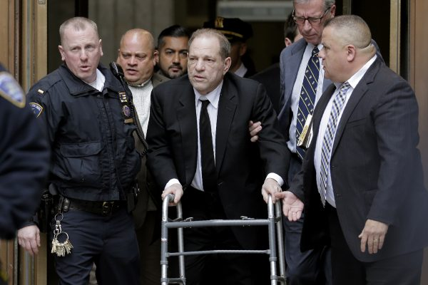 Judge OKs Weinstein bankruptcy plan with $17M for victims Photo