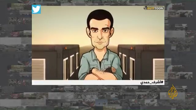"""""""أنا بيتقبض عليا"""".. صرخة رسام الكاريكاتير المصري #أشرف_حمدي عبر فيسبوك تثير ضجة في وسائل التواصل والفنان ينضم إلى قوائم المعتقلين  #نشرتكم"""