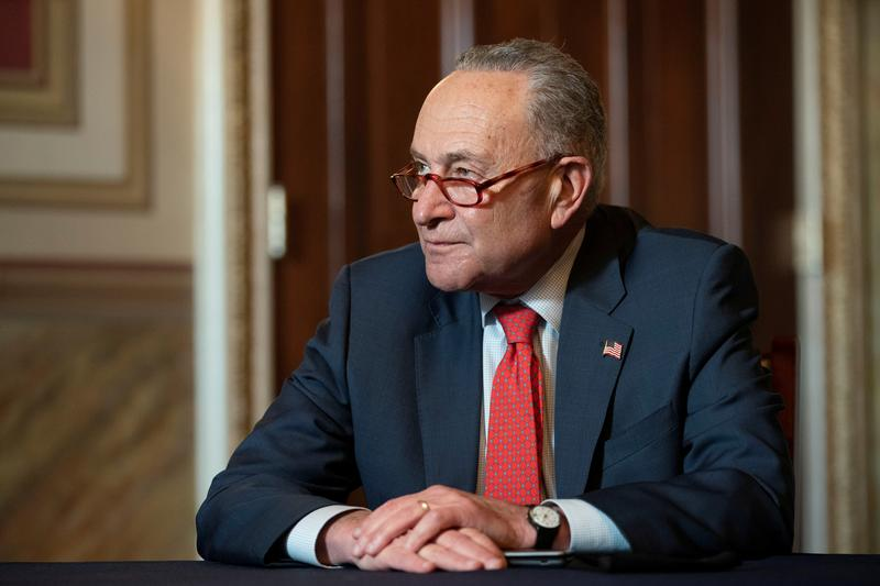 Democrats may move forward on coronavirus aid without Republicans: Schumer