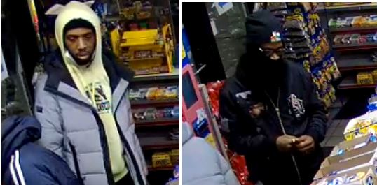 MPD seeks assistance in identifying suspects in an Armed Carjacking (Gun) offense that occurred n 1/14/21 in the 3200 block of Pennsylvania Ave, SE. Have info? Call (202) 727-9099/text 50411 Release: bit.ly/3aanGMp