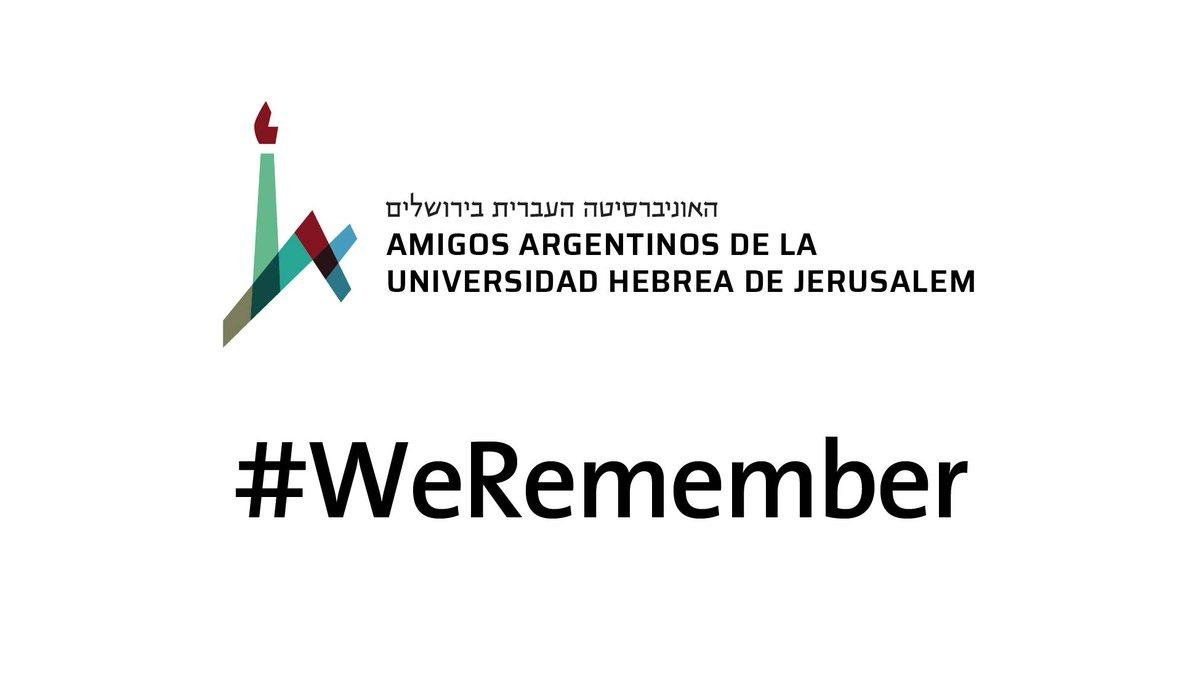 La Memoria del Holocausto en pandemia  Estudio de la Universidad Hebrea analiza cómo el COVID-19 ha cambiado la forma en que recordamos.    @HebrewU #WeRemeber #Holocausto @Shoah #RemembranceDay
