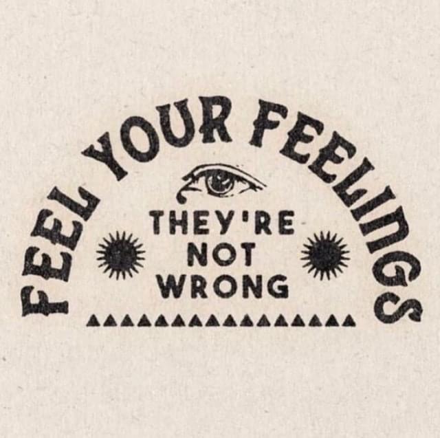 #feel #your #feelings #trust
