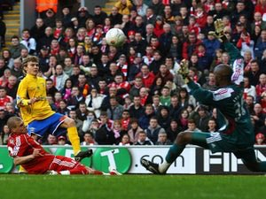 On this day in 2008, Martin Škrtel  @martinskrtell made his FA Cup debut @LFC vs Havant & Waterlooville in the 4th round. https://t.co/uWdIRv8qmJ