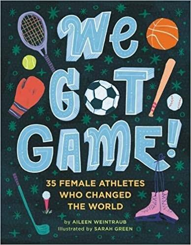 🎉📢GIRL POWER coming in April/May! Time to order! #WeGotGame 35 athletes! @aileenweintraub 🎾⚽️🏀 #GirlWarriors 25 Activists! @rachel_sarah 📣👏📢 #bookposse @nerdybookclub @MGatheart @amightygirl