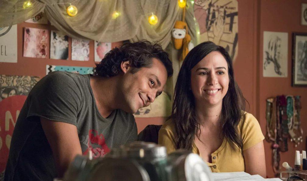 🚨SPOILER🚨 Eu só posso falar uma coisa: Rita e Enzo vão passar por alguns sufocos no relacionamentos deles, hein...  Vem ver o que vai rolar na última semana de #Shippados na @RedeGlobo →
