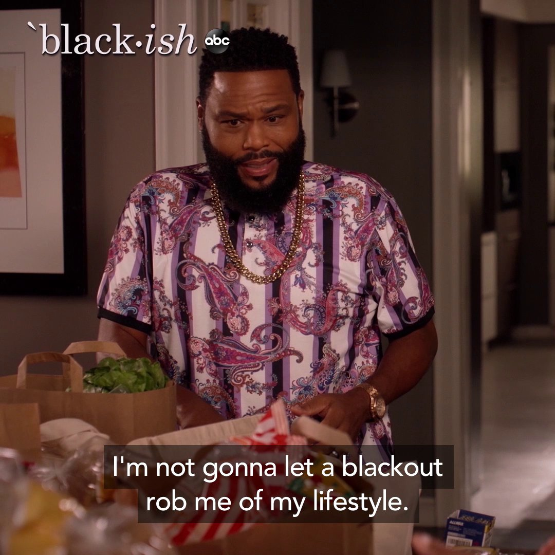 Replying to @grownish: things get hot when @blackishabc returns tonight at 9/8c on @abcnetwork. #blackish