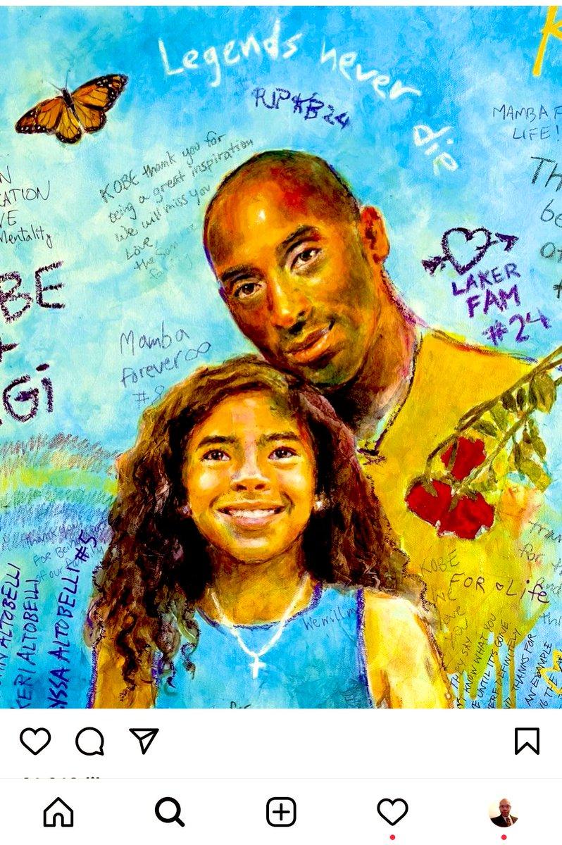 Kobe Bryant a Legend! The Greatest Laker of All time! Rest in Power!#KobeBryant #BlackMamba #MambaMentality #RIPKobe #Lakers #MambaForever #Kobe #BLM #BlackLivesMatter #tuesdayvibe #thursdaymorning #ThursdayThoughts #SundayThoughts #NBATwitter #LakeShow #NBA #RIPMamba