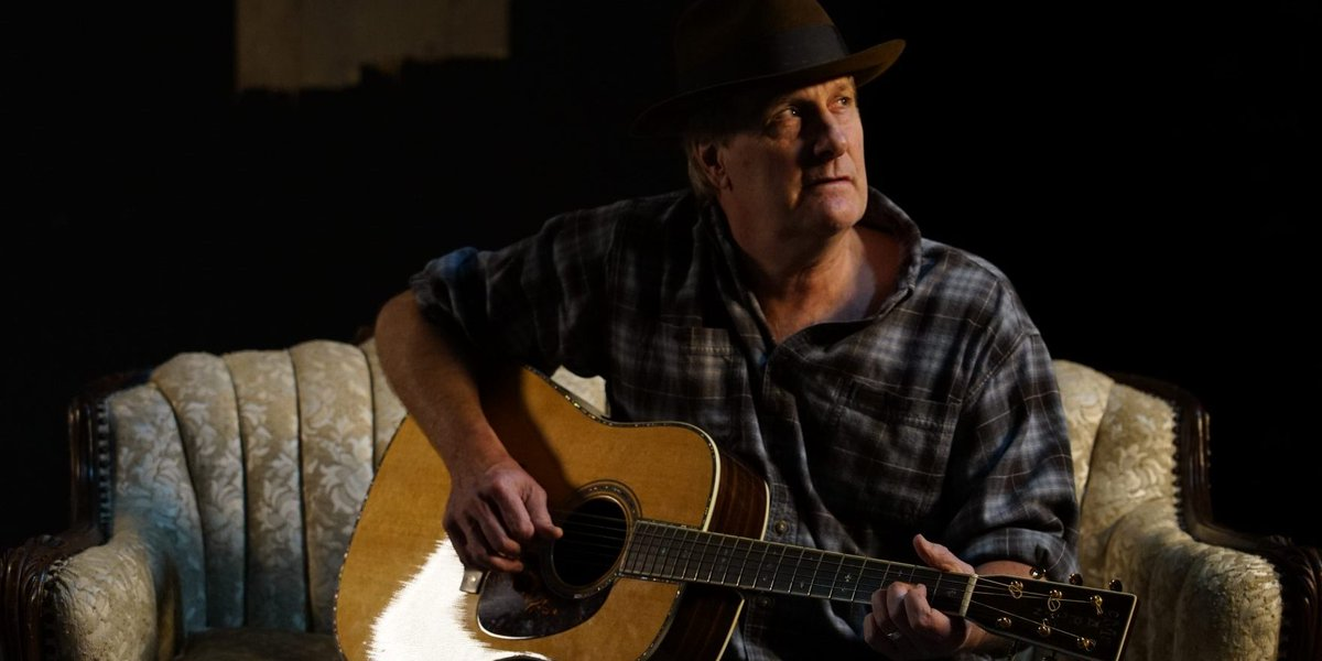 """I couldn't get away with something that was personal to me and didn't relate. That's what I learned from the theater. When I walk out and sit in a chair with an acoustic guitar, you've got to have a connection.""—@Jeff_Daniels on his songwriting journey"