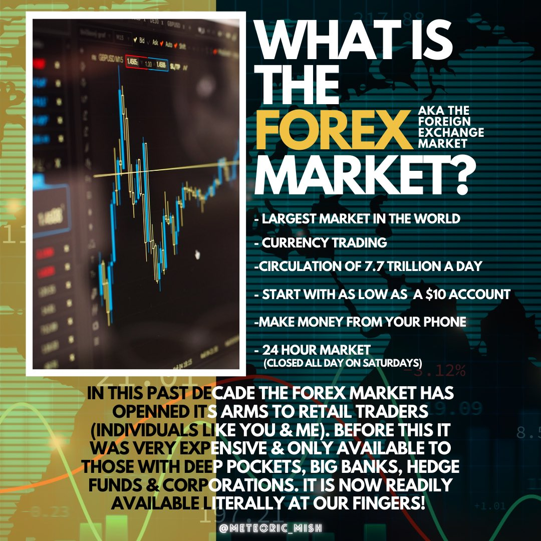 Hit my line if you have any further questions or if you'd like to jump right in to learn and build with the team ⛰ . #forex #foreignexchangemarket #generationalwealth #trader