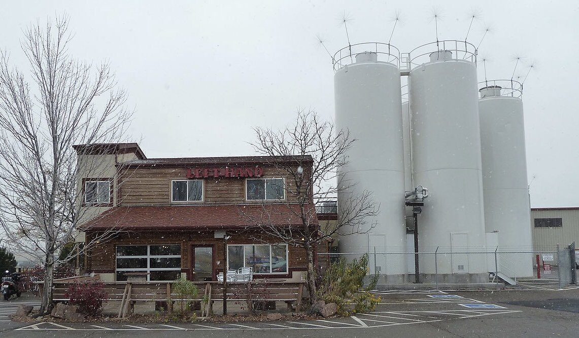 #OTD in Beer History: 1994, The @LeftHandBrewing Company sold its first keg of beer at its original location, an old slaughterhouse converted into a brewery, in @cityoflongmont, Colorado.🍺🥇🛢 #MObeerMOhistory