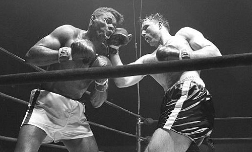 Brand new #podcast just dropped with @AldenChodash and @SweetScience4 talking #LeoFulton and the rest of an outstanding @ShowtimeBoxing card, plus a look back at Floyd Patterson vs George Chuvalo. Check it out:  #Boxing #sports #podcasts #history