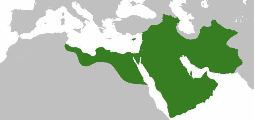 #OTD in 661, the Rashidun Caliphate began to collapse following the assassination of Ali ibn Abi Talib (عَلِيّ ٱبْن أَبِي طَالِب).