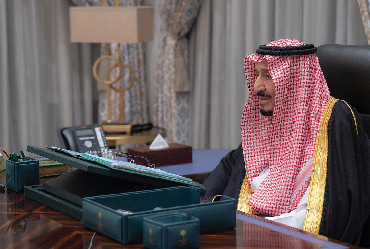 #مجلس_الوزراء:   إلغاء هيئة حي السفارات وترتيباتها التنظيمية، ونقل جميع مهماتها ومشاريعها وحقوقها والتزاماتها وعمالها إلى الهيئة الملكية لمدينة الرياض.