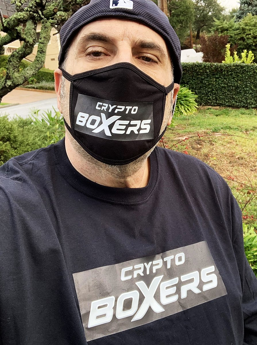 Don't be late, follow @cryptoboxers to win #free #Prizes and #Giveaways - #contests coming soon to #cryptoboxers the #sports #game that will bring the change to #gaming #GamingNews #boxing #boxingnews #alerts #follow #share and be ready to WIN at @cryptoboxers