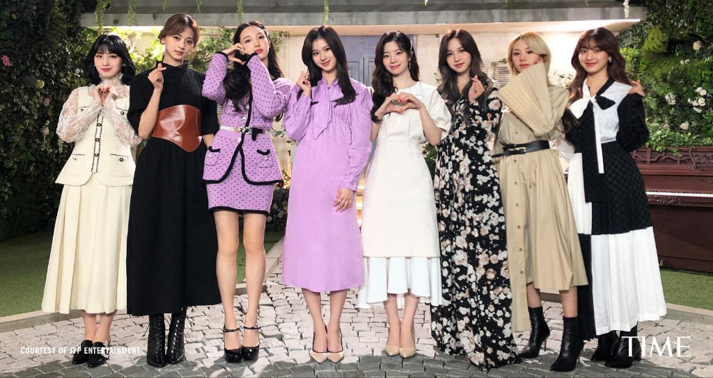 """Once, have you heard? TWICE (@JYPETWICE) will perform """"DEPEND ON YOU"""" at the #TIME100Talks on Jan. 28 at 7 PM EST / Jan. 29 at 8 AM HKT.  Register here:"""
