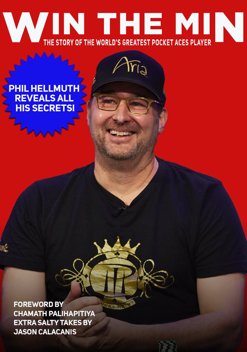 @phil_hellmuth Hey @chamath and @Jason, we can't wait to read your contributions to this literary masterpiece by @phil_hellmuth!