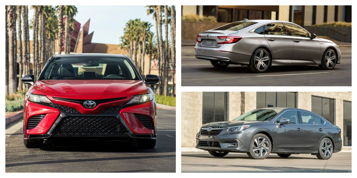 Take a look at this list of every 2021 sedans ranked. Are you surprised whose number 1?   #NewCar #Chevrolet #Toyota #Honda #Kia #Hyundai